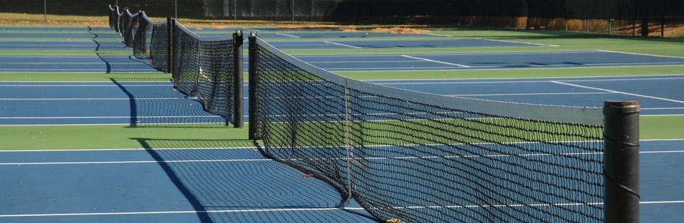 No Tennis – TODAY!