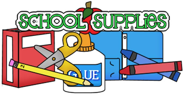 2015-2016 –  Student Supplies List