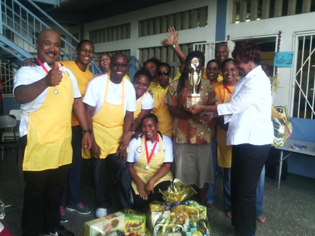 2016 – Zumbathon & Cook Off Champions