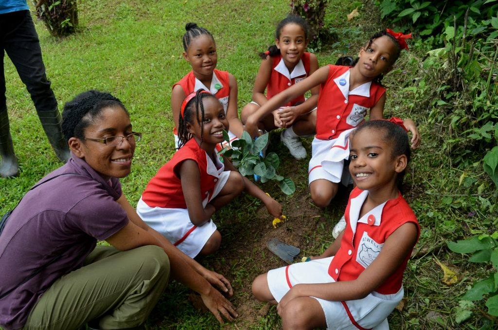 2016 – Prep 1 visits AWNC for World Environment Day